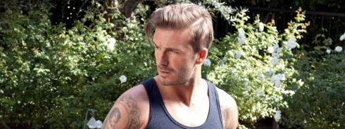 Fashion David Beckham
