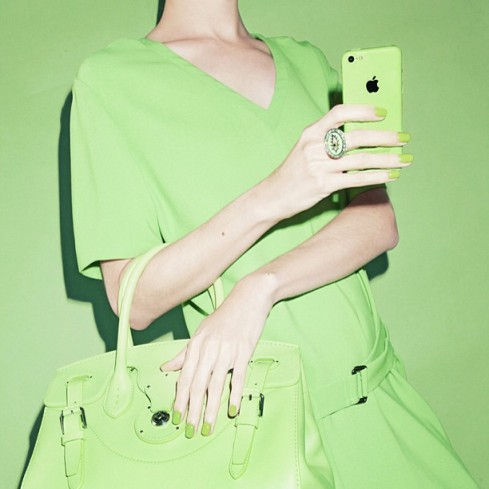 Vogue_iphone5Cgreen