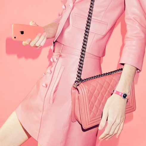 Vogue_iphone5Cpink